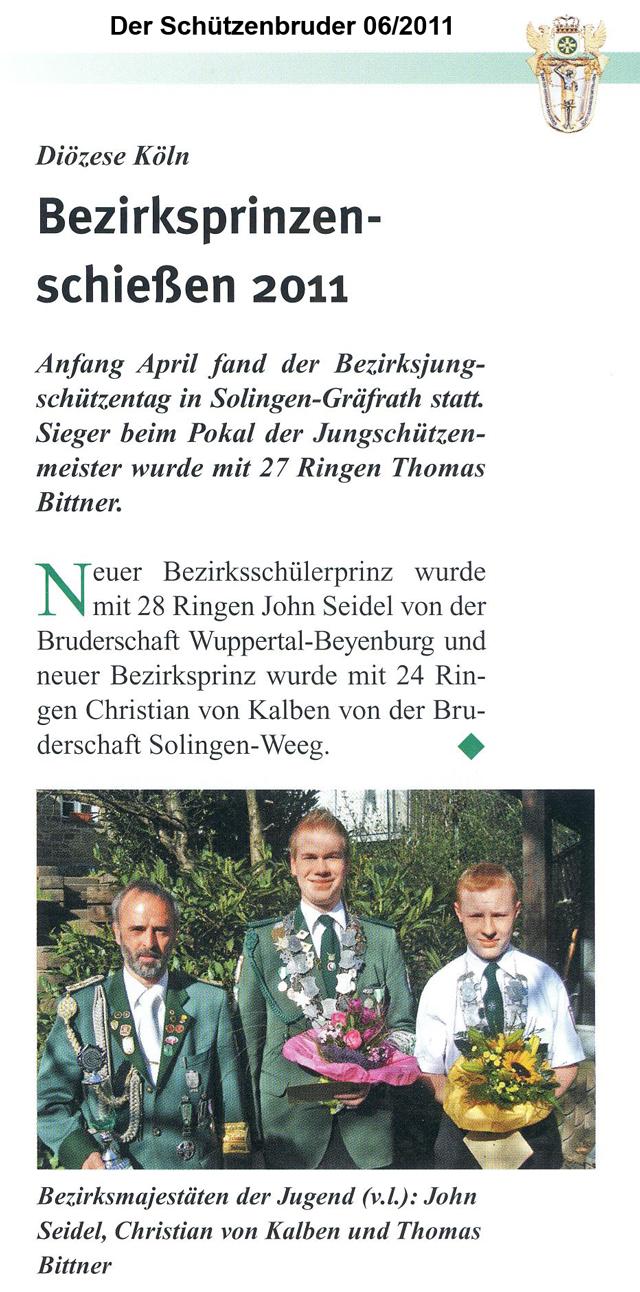 Der Schützebruder 06/2011