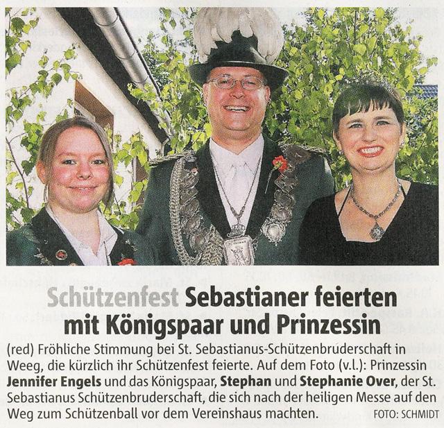 Solingen Morgenpost vom 09.06.2012